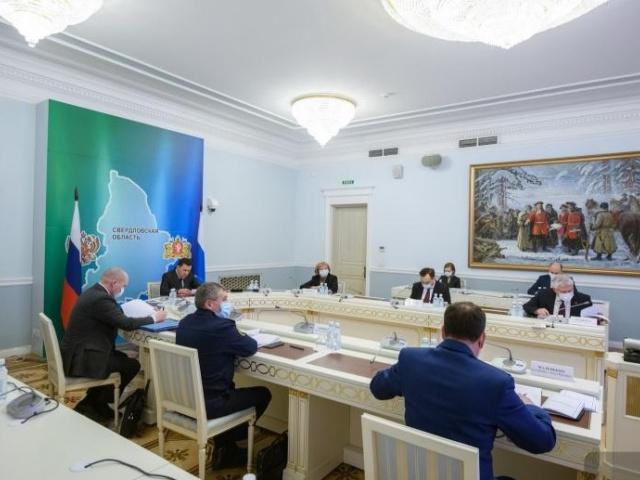 Губернатор Свердловской области поручил усилить безопасность на предприятиях