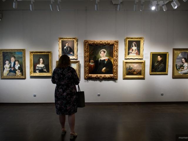 Картины Ван Гога и Моне привезут в «Эрмитаж Урал»