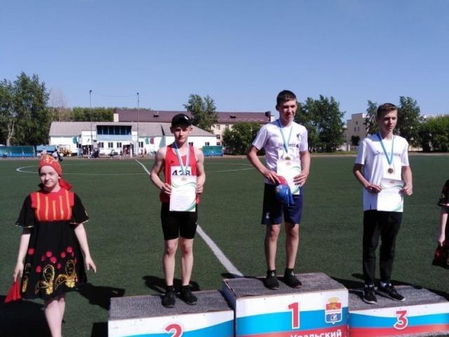 Спортивные победы Серовчан