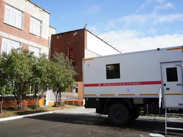 В Серове открыты мобильные пункты вакцинации на избирательных участках