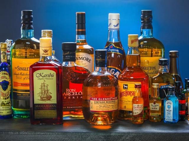Ограничения торговли алкоголем